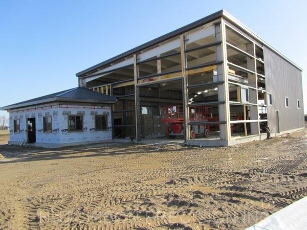 Building our shop